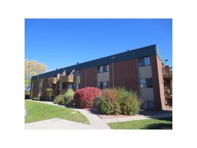 Denver Condo/Townhouse Active: 5995 West Hampden Avenue #14
