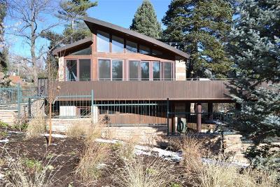 Boulder Single Family Home Under Contract: 505 Geneva Avenue