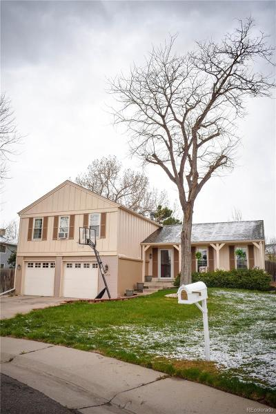 Aurora CO Single Family Home Active: $337,987