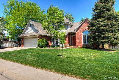 Greeley Single Family Home Active: 1548 41st Avenue