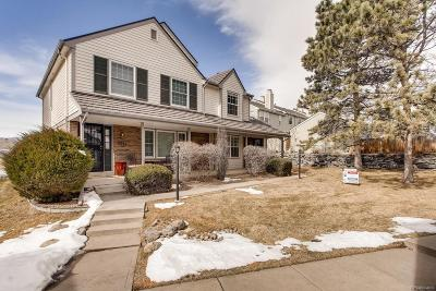 Littleton Condo/Townhouse Under Contract: 5333 South Jellison Street