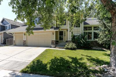 Parker Single Family Home Active: 19090 East Creekside Drive