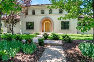Centennial, Cherry Hills Village, Englewood, Greenwood Village, Littleton, Highlands Ranch, Castle Pines, Castle Pines N, Lone Tree Single Family Home Active: 5 Gray Owl Road