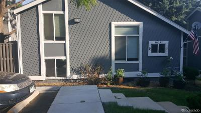Englewood Single Family Home Under Contract: 10087 East Peakview Avenue