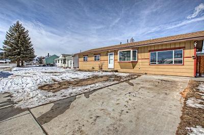 Buena Vista CO Single Family Home Active: $295,000