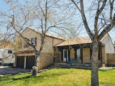 Single Family Home Under Contract: 12150 West Tanforan Avenue