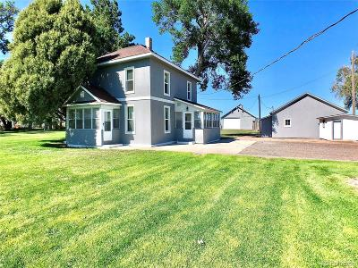 Single Family Home Active: 22531 Us State Highway 34