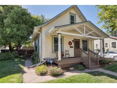 Edgewater, Edgewater Neighborhood Single Family Home Active: 2507 Fenton Street
