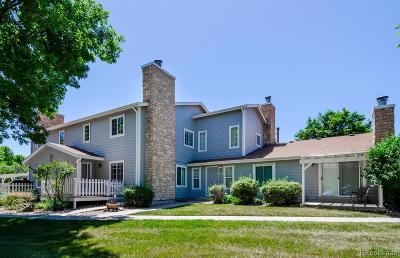 Arvada Condo/Townhouse Under Contract: 8449 Everett Way #C