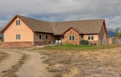 Salida Single Family Home Under Contract: 7653 Meadowlark Lane