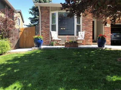 Littleton Single Family Home Under Contract: 8070 South San Juan Range Road