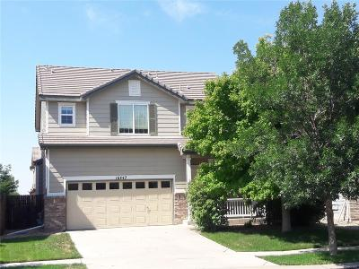 Commerce City Single Family Home Active: 16447 East 97th Place
