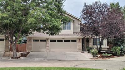 Longmont Single Family Home Active: 3646 Sunflower Circle