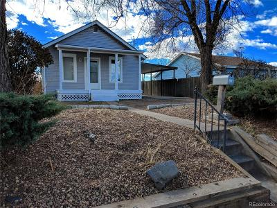 Greeley Single Family Home Under Contract: 106 12th Street