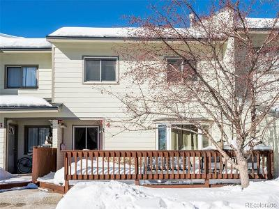 Steamboat Springs Condo/Townhouse Active: 4 Redwood Court