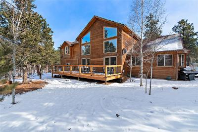 Bailey Single Family Home Under Contract: 277 Rustlers Road