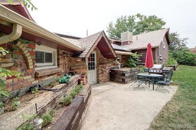 Denver Single Family Home Active: 5930 West 52nd Avenue