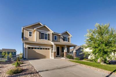 Castle Rock Single Family Home Active: 2925 Hillcroft Lane