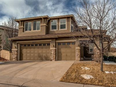 Highlands Ranch Single Family Home Under Contract: 10773 Glengate Circle