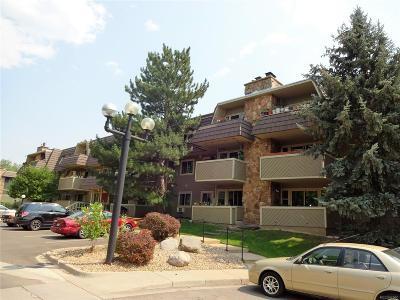 Boulder Condo/Townhouse Under Contract: 3120 Corona Trail #L201