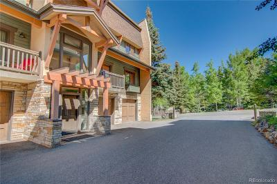 Steamboat Springs Condo/Townhouse Active: 2335 Apres Ski Way #119