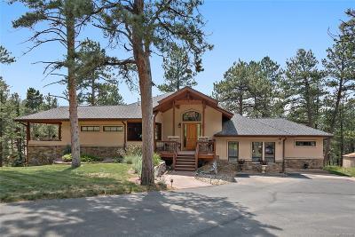 Evergreen Single Family Home Under Contract: 173 Ridge Road