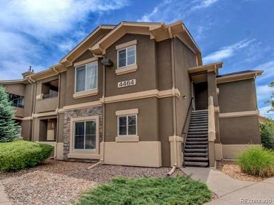 Highlands Ranch Condo/Townhouse Active: 4464 Copeland Loop #102