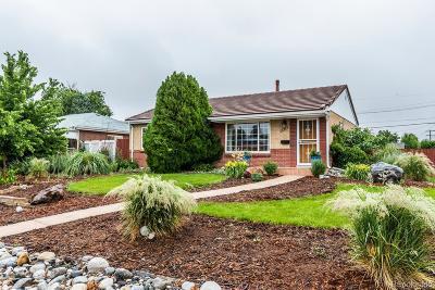Denver CO Single Family Home Active: $420,000