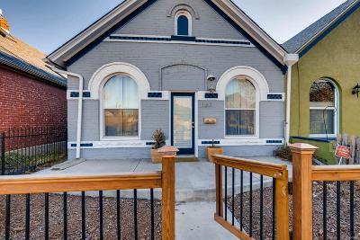 Denver Condo/Townhouse Active: 860 Galapago Street
