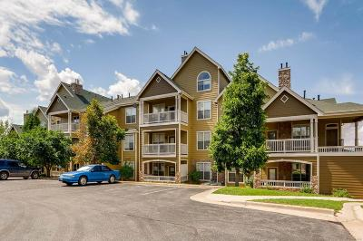 Castle Rock Condo/Townhouse Under Contract: 6017 Castlegate Drive #F25