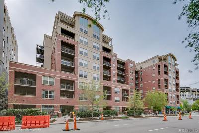Condo/Townhouse Under Contract: 1975 North Grant Street #425