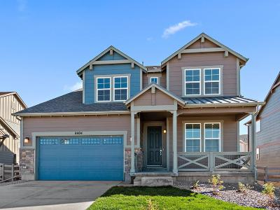 Littleton Single Family Home Active: 8404 Arapahoe Peak Street