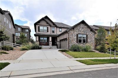 Broomfield Single Family Home Under Contract: 3462 Harvard Place