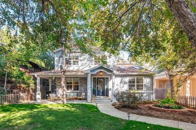 Single Family Home Active: 2624 South Fillmore Street