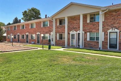 Aurora Condo/Townhouse Active: 14053 East Bails Place