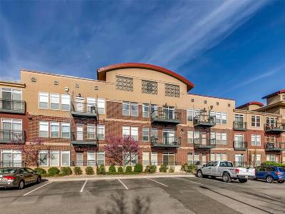 Lone Tree Condo/Townhouse Sold: 10176 Park Meadows Drive #2315