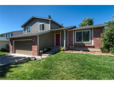 Aurora Single Family Home Active: 3671 South Andes Way