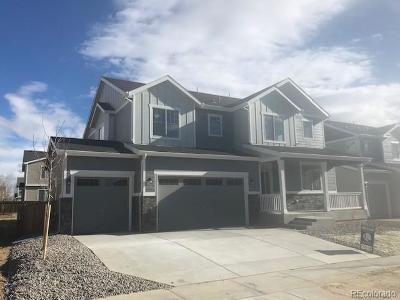 Commerce City Single Family Home Under Contract: 12274 Joplin Street