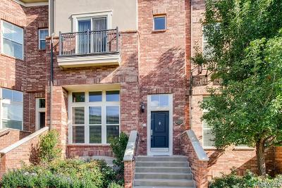 Greenwood Village Condo/Townhouse Under Contract: 5428 Dtc Parkway