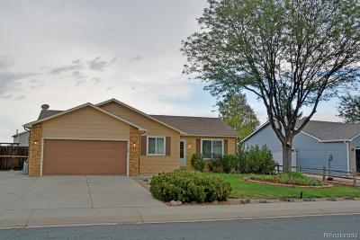 Greeley Single Family Home Under Contract: 4711 West B Street