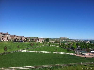 Castle Rock Residential Lots & Land Active: Gilbert Street