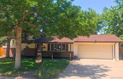 Aurora CO Single Family Home Active: $334,800