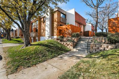 Denver Condo/Townhouse Under Contract: 2869 South Locust Street