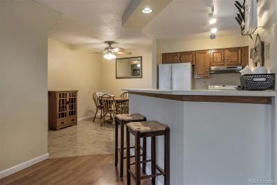 Littleton Condo/Townhouse Under Contract: 12093 West Cross Drive #304