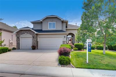 Castle Rock Single Family Home Active: 1481 Peninsula Circle