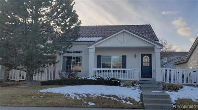 Westminster Single Family Home Active: 11717 Zenobia Loop
