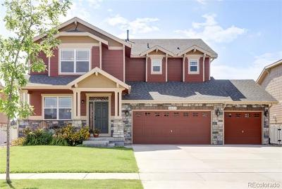 Longmont Single Family Home Active: 2293 Winding Drive
