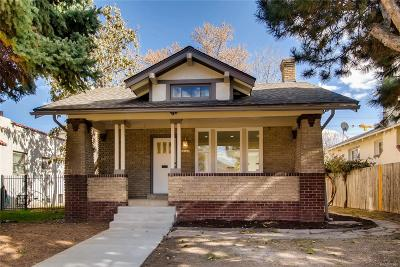 Single Family Home Under Contract: 960 Jackson Street