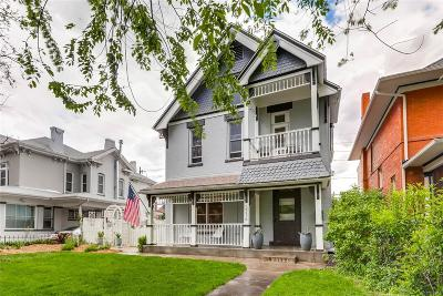 Denver Single Family Home Under Contract: 2236 North Vine Street