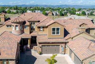 Highlands Ranch Condo/Townhouse Active: 9553 Firenze Way